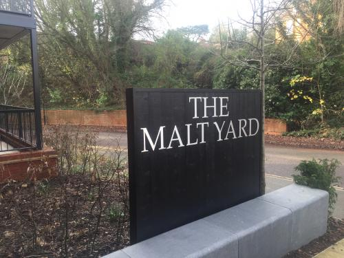 Suffolk | Woodbridge | The Malt Yard